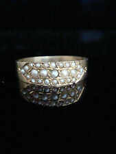 Pearl Ring Edwardian Fine Jewellery