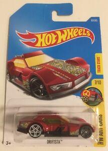 MATTEL Hot Wheels HW Art Cars 63/365 Driftsta 7/10 Collectable Long Card Toy Car