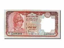 [#202414] Nepal, 20 Rupees, 2002, FDS