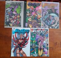 IMAGE COMICS LOT: WILDCATS (1995) 15 issues, some duplicates