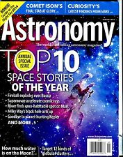 Astronomy Magazine January 2014 EX No ML 021417jhe