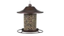 Bird Feeder Wild Seed Squirrel Window Clear Garden Proof Birdscapes Lantern Duty