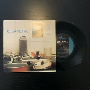 """CLEARLAKE - SOMETHING TO LOOK FORWARD TO (7"""" VINYL) DUSTY MOTE102"""
