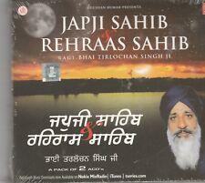 japji sahib rehraas sahib By Bhai trilochan singh ji    [2Cds set ]