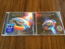 Electric Light Orchestra - The Very Best of CD Bundle Volumes 1 & 2