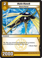 Kaijudo X3 HALO HAWK Common #6/110 7CLA (Playset) Clash of Duel Masters 2013