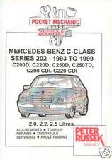 Mercedes Benz C Class 202 series diesel, '93-'99 Russek