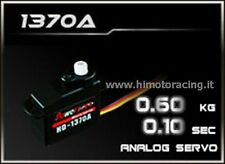 MINI SERVO ANALOGICO 0.60 kg  0,10 sec POWER HD HIGH SPEED HD-1370A HIMOTO