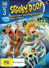 Scooby-Doo!: Mystery Incorporated - Spooky Stampede - Season 2 Volume 3 REGION 4