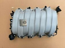Mercedes Benz C63 AMG W204 Engine Intake Manifold Top Section Inlet M156 V8 6.2L