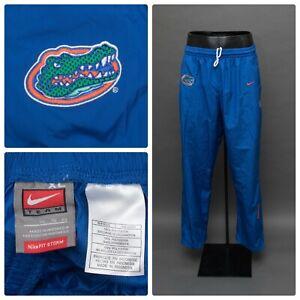 Nike Florida Gators Blue & Orange Size XL Men's Sweatpants NCAA Embroidery VGC