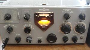 Collins KWM-1 Vintage Transceiver (REDUCED PRICE)