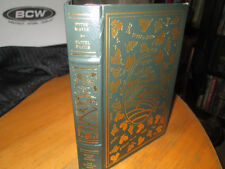 Peter Mayle HOTEL PASTIS Franklin Library Leather Bound SIGNED
