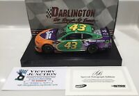 "2019 1/24 #43 Darrell Wallace Jr.""Victory Junction"" Darlington Autograph 1 of 24"