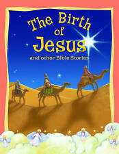 Birth of Jesus and Other Bible Stories by Vic Parker Children's Book NEW
