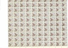 Ex Colonias Españolas. Ifni. 145 sellos men dos grandes bloques. Valor 681.50 Eu