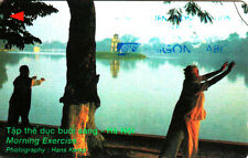 Vietnam - very very rare Imprint Promo Card as scan.