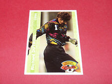 RICHARD DUTRUEL STADE MALHERBE CAEN SMC FRANCE FOOTBALL CARD PANINI 1994