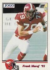 1993 JOGO CFL Canadian Football Set Series #1 & #2