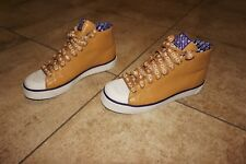 Extremely Rare and Highly Collectable Adidas Oki-Ni High-Tops Men's Size 7.5