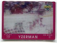 1997-98 Upper Deck Diamond Vision Signature Moves 4 Steve Yzerman