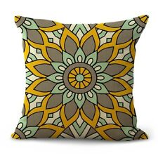 decorative bed pillow case wholesale balance wholeness mandala