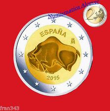 ESPAÑA 2 euros 2015 ALTAMIRA conmemorativa - SPAIN 2 € COMMEMORATIVE - UNC