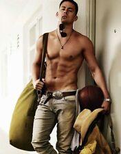 "Channing Tatum - Movie Actor Star Fabric Poster 32"" x 24"" Decor 31"