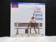 1994 Tom Hanks is Forrest Gump LaserDisc, Deluxe Edition, Widescreen