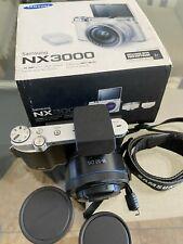 Samsung NX3000 20.3MP DIGITAL CAMERA