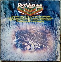 RICK WAKEMAN LP - JOURNEY TO THE CENTRE OF THE EARTH - Vinyl Record Album