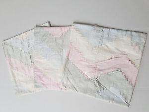 Kissenbezüge 30x30 Kunstseide Satin 10er Pack multi Dekokissen Kuschelkissen