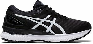 Asics Gel Nimbus 22 Womens Running Shoes - Black
