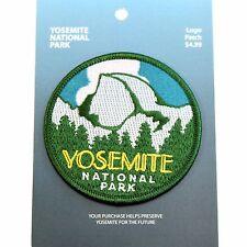 Official Yosemite National Park Souvenir Patch Half Dome California Scrapbooking
