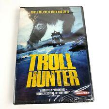 New listing Troll Hunter (2010 Dvd) Norwegian Cult Fantasy Film Subtitled Widescreen New