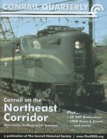 Conrail Quarterly: NEW Winter 2019 issue of The CONRAIL Historical Society