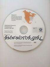 Authentic BMW X5 (E70) X6 E71 Navigation DVD # 158 *WEST U.S* Map Edition ©2010