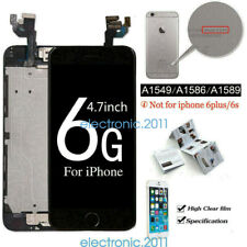 For iPhone 8 7 6 6S Plus Touch Screen LCD Digitizer Replacement with Button