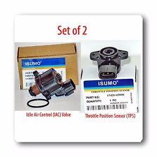 Idle Air Control Valve  & Throttle Position Sensor Fits: Isuzu Grand Vitara XL-7