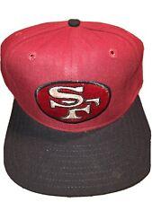 VINTAGE SAN FRANCISCO 49ERS NEW ERA SNAPBACK NFL CAP HAT NEW