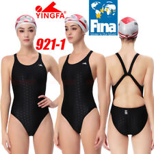 NWT YINGFA 921-1 RACING SHARKSKIN SWIMSUIT XXL US MISS 10-12 34/36 FINA APPROVED