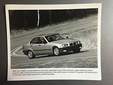 1996 BMW 318i Coupe Factory Press Photo, Foto RARE!! Awesome L@@K