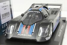 FLY 060302 PORSCHE KREMER CK5 MARTINI PROTOTYPE NEW 1/32 SLOT CAR IN DISPLAY