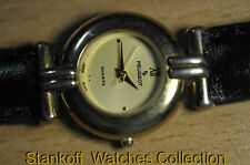 """Peugeot""  cal.Miyota 2034 Circa 1999's Ellegant  Lady's Wristwatch"