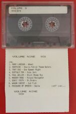 VOLUME NINE INDIE COMPILATION PROMO DEMO CASSETTE TAPE CRANBERRIES SONIC YOUTH