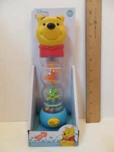 Disney Baby Winnie the Pooh Rainmaker Color Lights 12+ Months New
