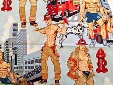 Clearance FQ Pin Up Vigili del Fuoco Pompiere Per Ragazzi Tessuto Dalmation Autopompa