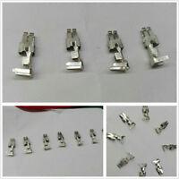 50 Pcs High Quality Copper Car Autos 4.8mm Fuses Box Terminals Kit N 907 326 03