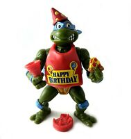 Party Reptile Leo Vintage TMNT Ninja Turtles Figure 100% Complete 1992 Leonardo