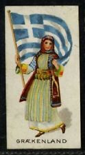 More details for (gj517-100) j. & f. bell, women of all nations, #50 graekenland 1925 g-vg